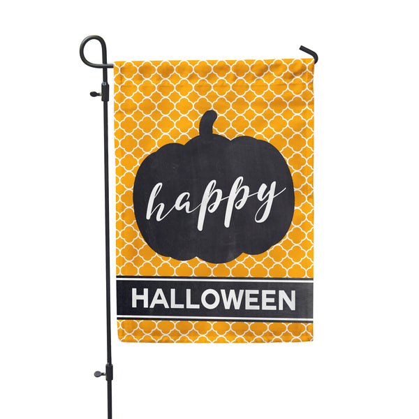 "Happy Halloween Garden Flag 12"" x 18"" - Second East"