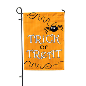 Trick or Treat Garden Flag - Second East