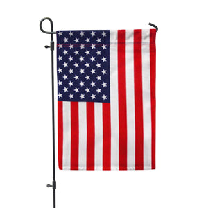 USA Garden Flag - Second East