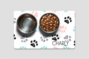 Personalized - Charly Pet Mat - Second East