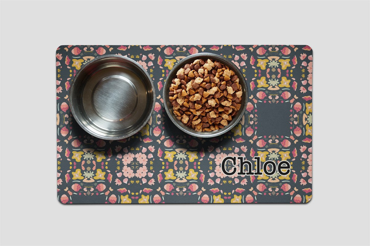 Personalized - Chloe Pet Mat - Second East