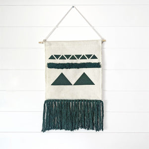 Delilah Macrame Wall Hanging Banners