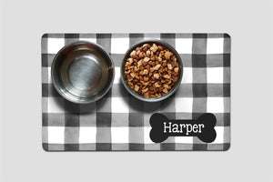 Personalized - Harper Pet Mat - Second East