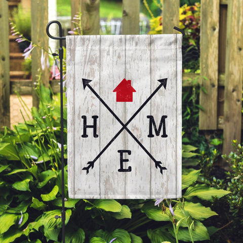 Home Arrows Home & Garden Flag