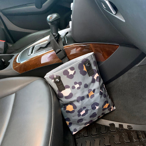 Ellie Car Trash Bin | Car Organizer
