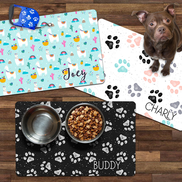 Personalized - Cleo Pet Mat - Second East