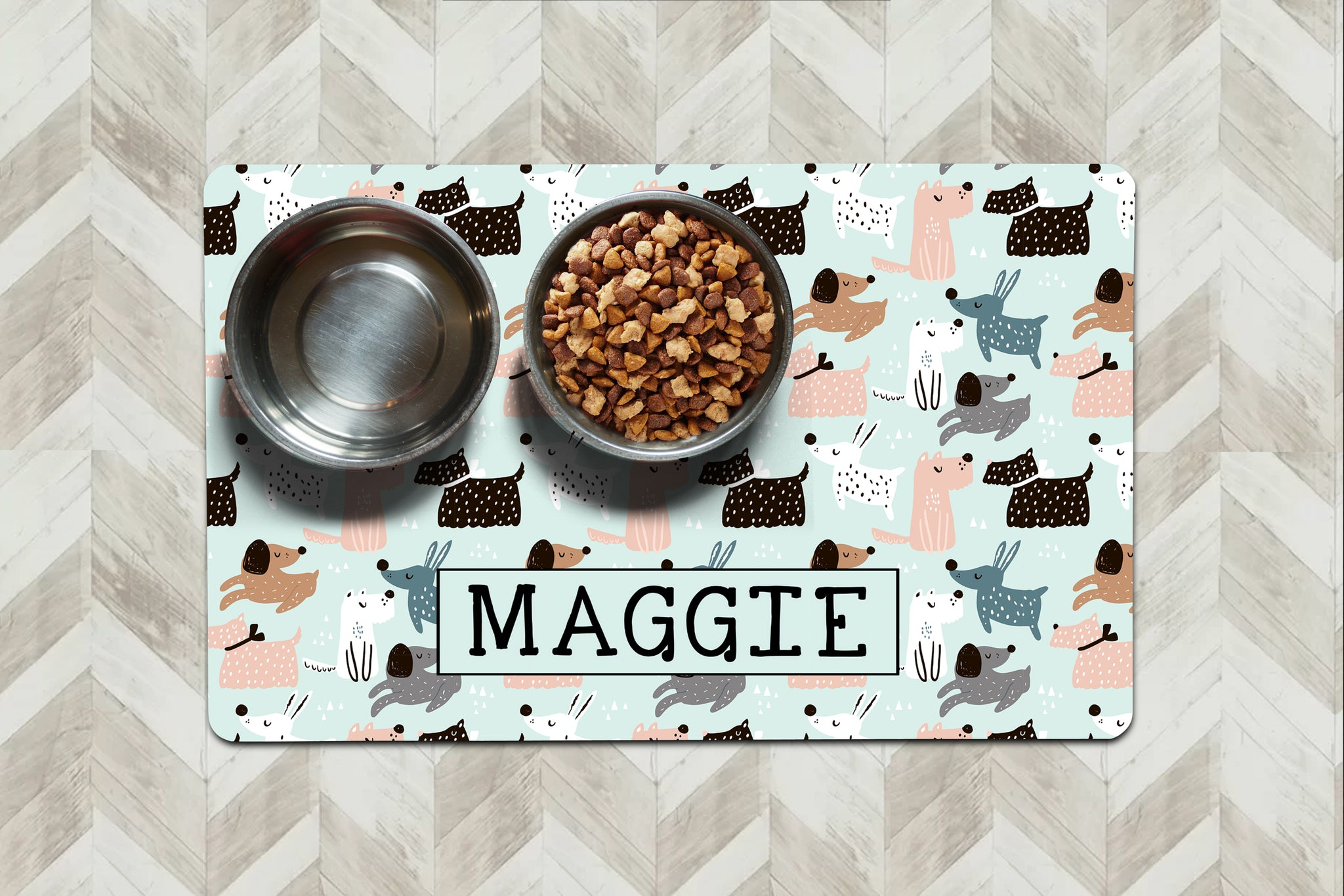 Personalized - Maggie Pet Mat - Second East