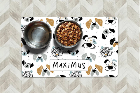 Personalized - Maximus Pet Mat - Second East