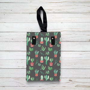 Harper Cactus Car Trash Bin | Car Organizer - Second East