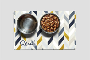 Personalized - Scout  Pet Mat - Second East