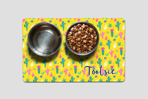 Personalized - Tootsie Pet Mat - Second East