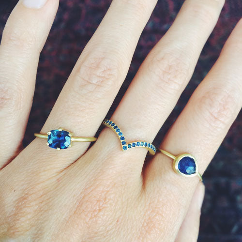 september sapphires