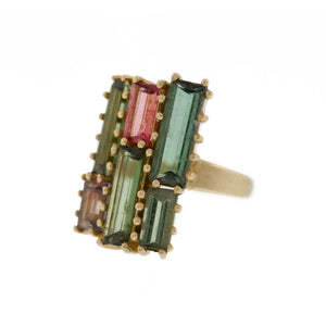 The Tourmaline Window Ring