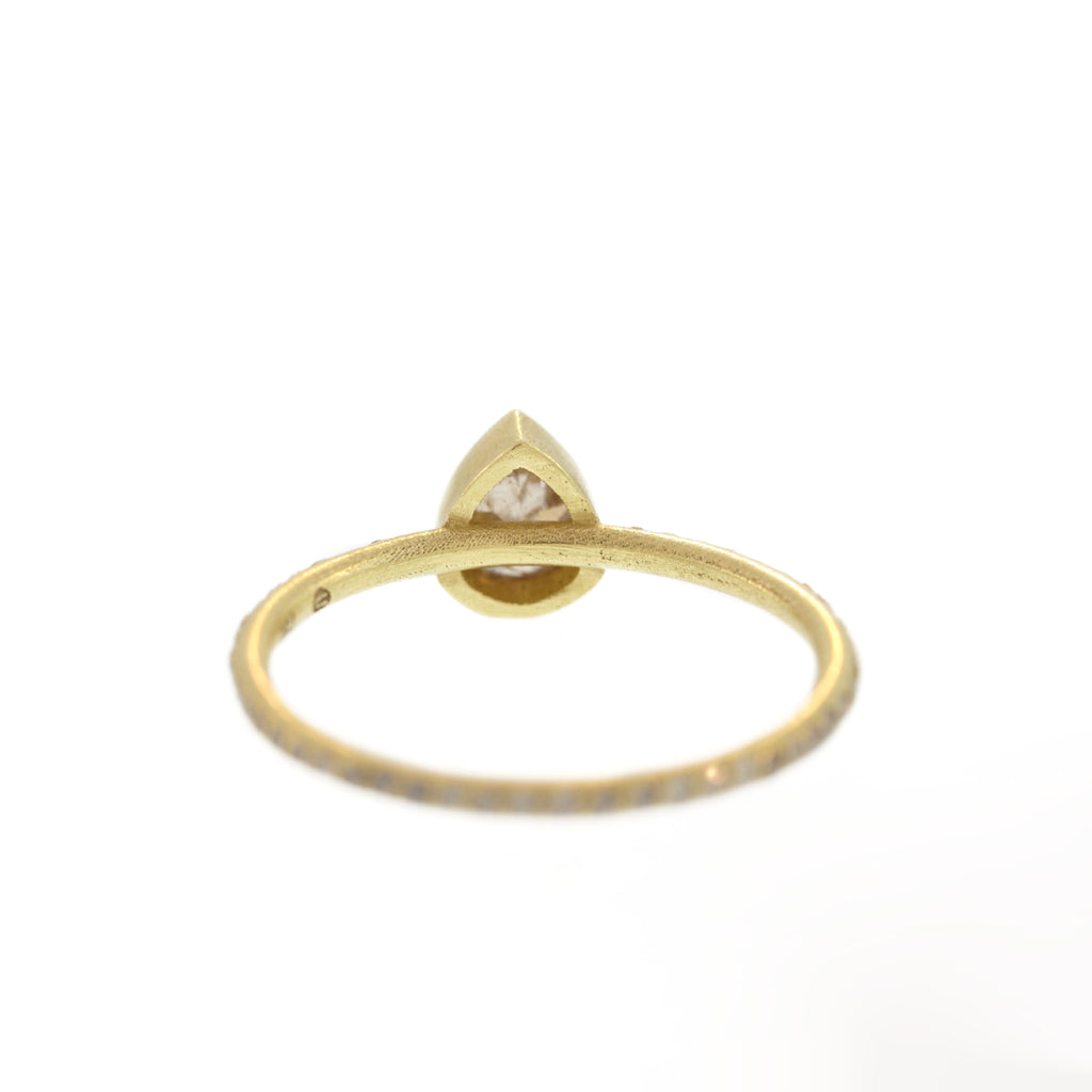 The April Diamond Ring