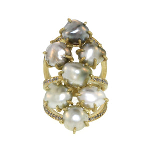 The Seven Seas Pearl Ring