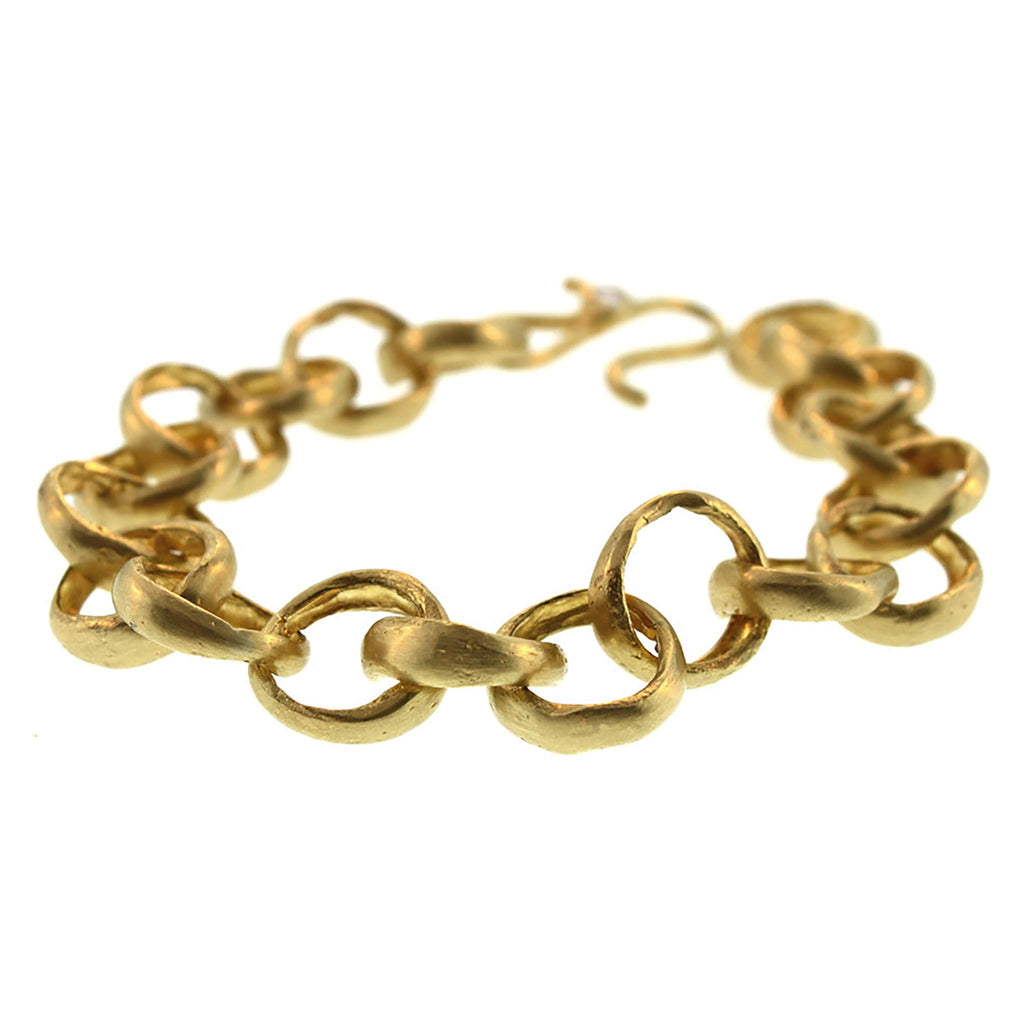 The Daisy Chain Link Bracelet