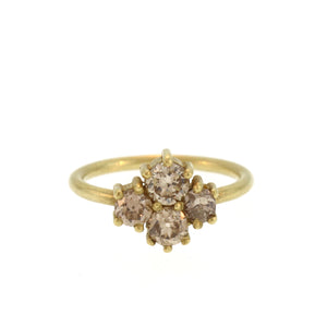 The Constance Diamond Ring