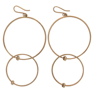 The Double Loop Earring