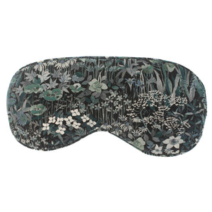 Hypnos Silk Sleep Mask in Faria Flowers Liberty Print