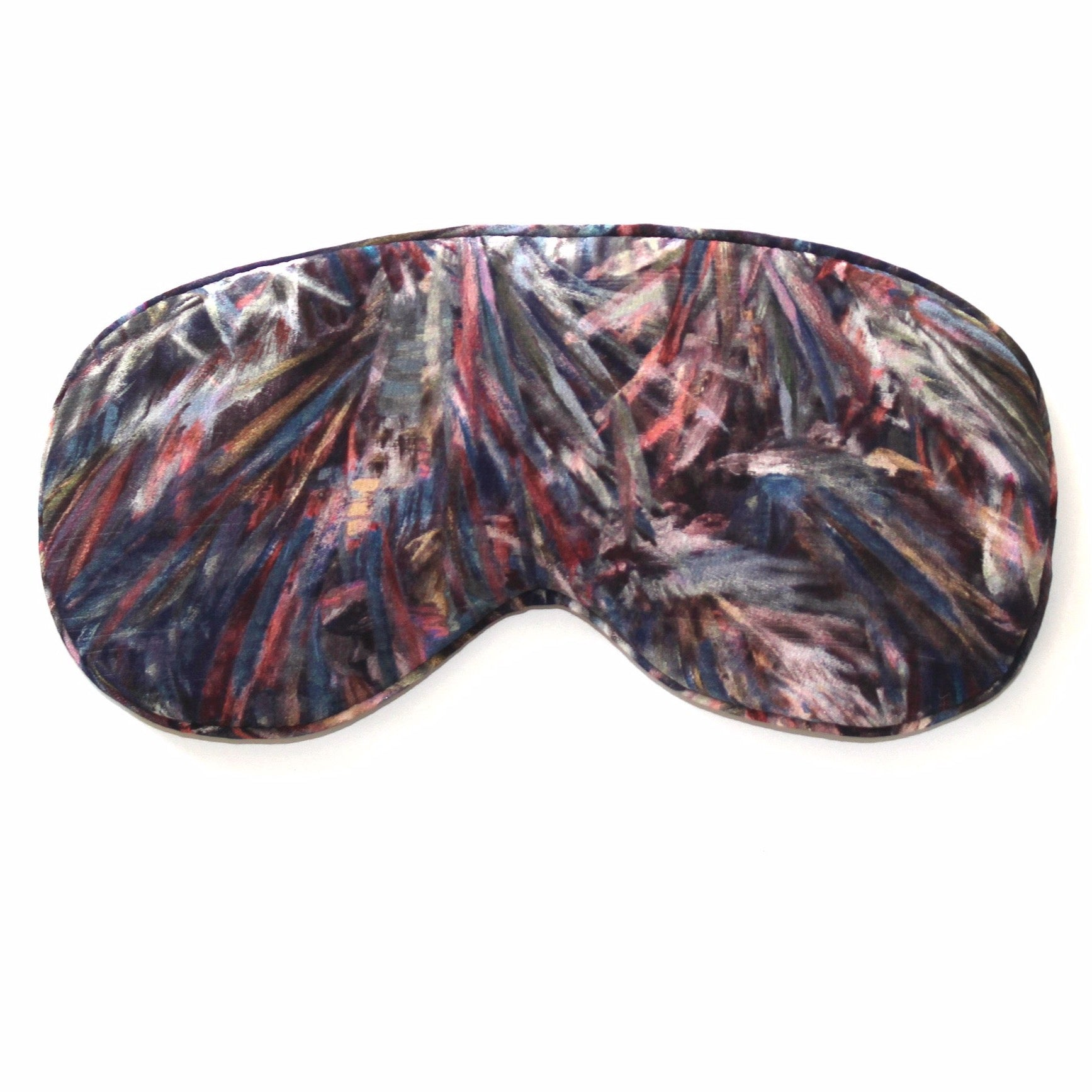 Hypnos Silk Sleep Mask in Saxby Liberty Print