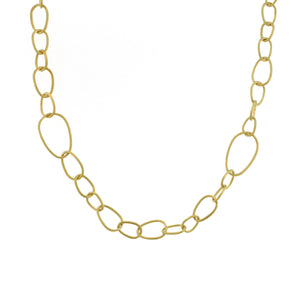 The Egg Link Chain Necklace