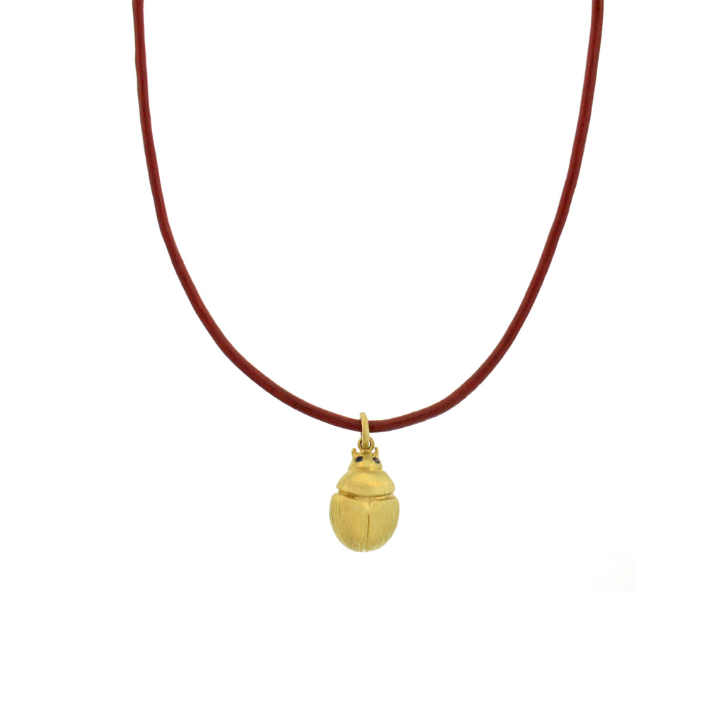 The Scarab Pendant