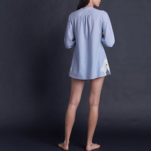 Ostara Sleep Shirt in Italian Cotton
