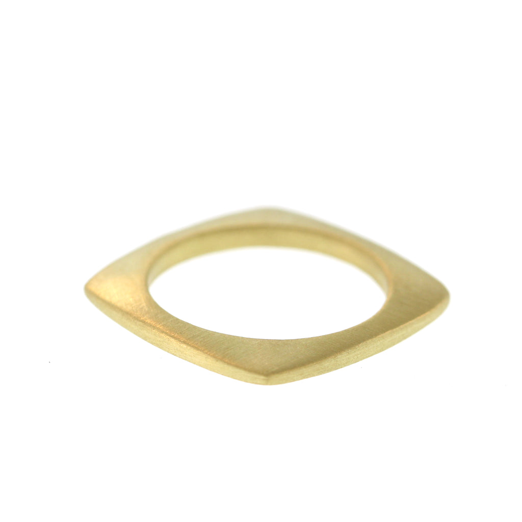 The Circle in a Square Ring