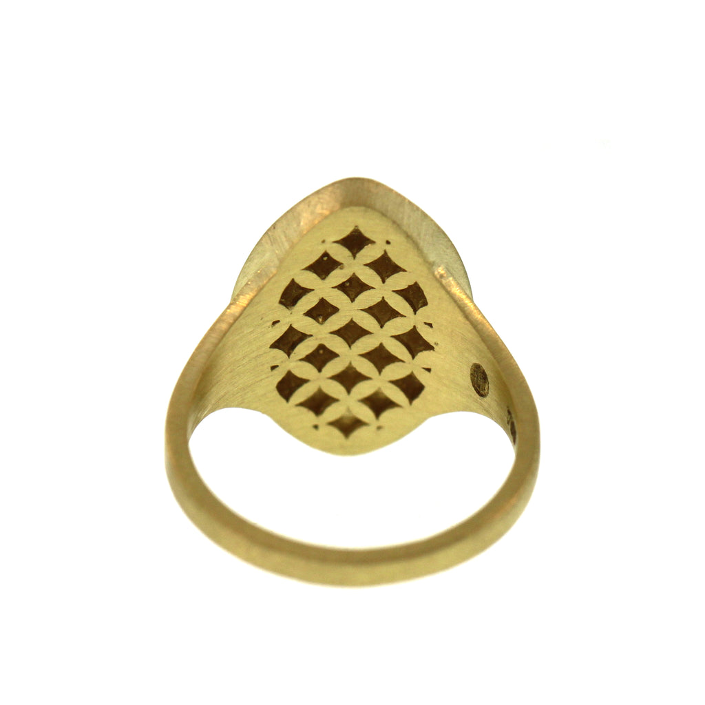 The Mini Signet Ring