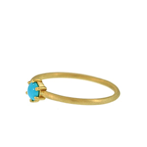 The Round Turquoise Ring