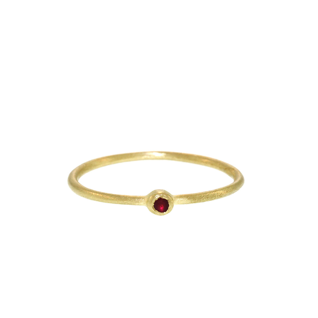 Simple Ruby Stacking Ring