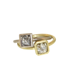 The Square Diamond Entwined Bands
