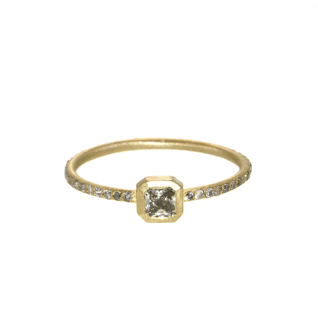 The Autumn Diamond Ring