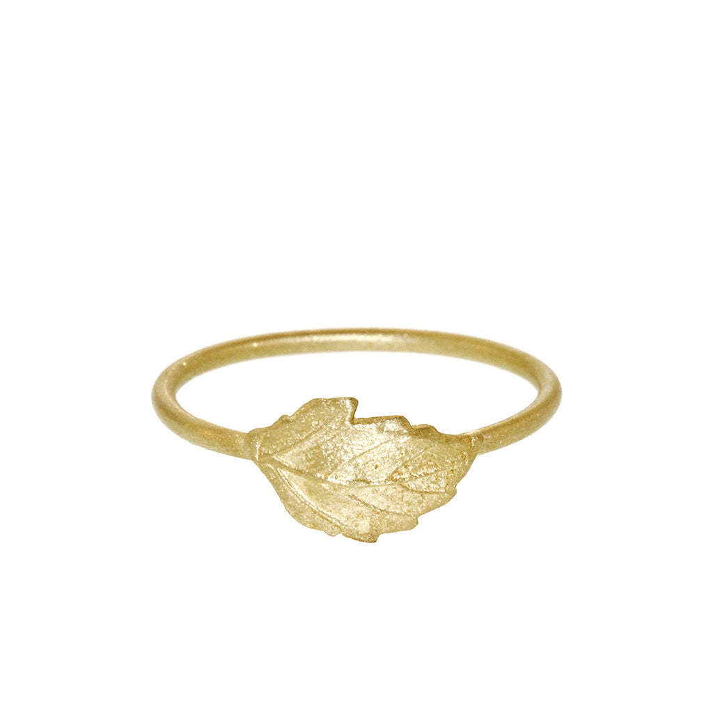 The Oak Leaf Ring