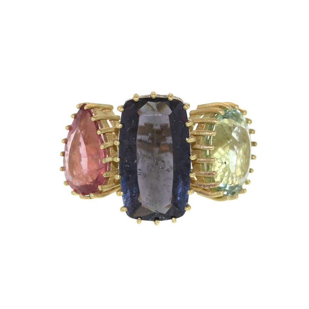 The Tourmaline Bonbon Ring