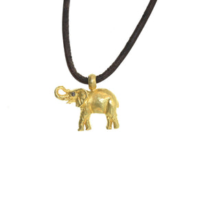 The Lucky Elephant Pendant