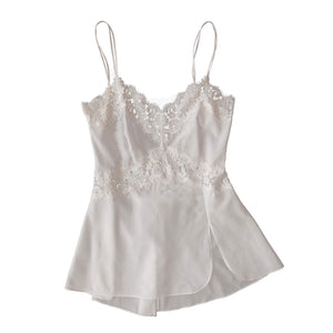 Freya Camisole in Swiss Cotton Voile