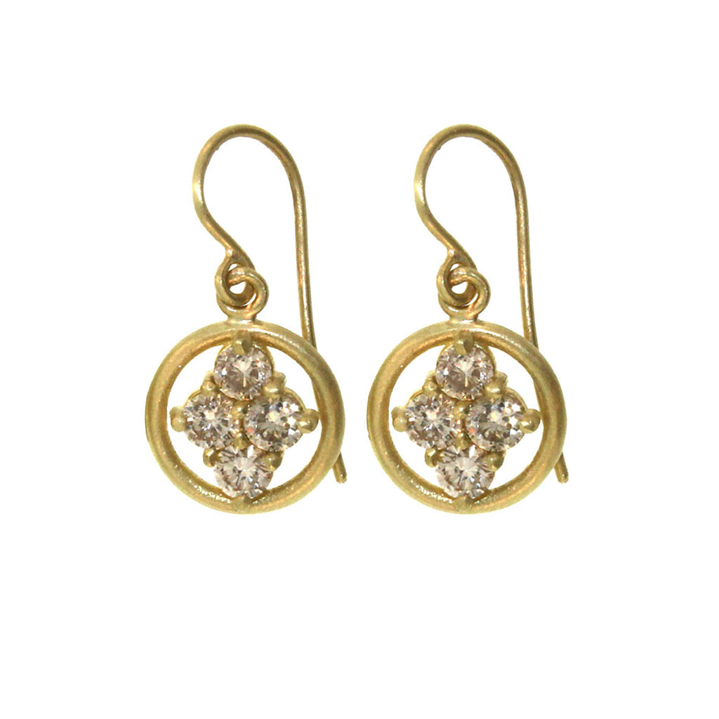 The Diamond Lucretia Earring