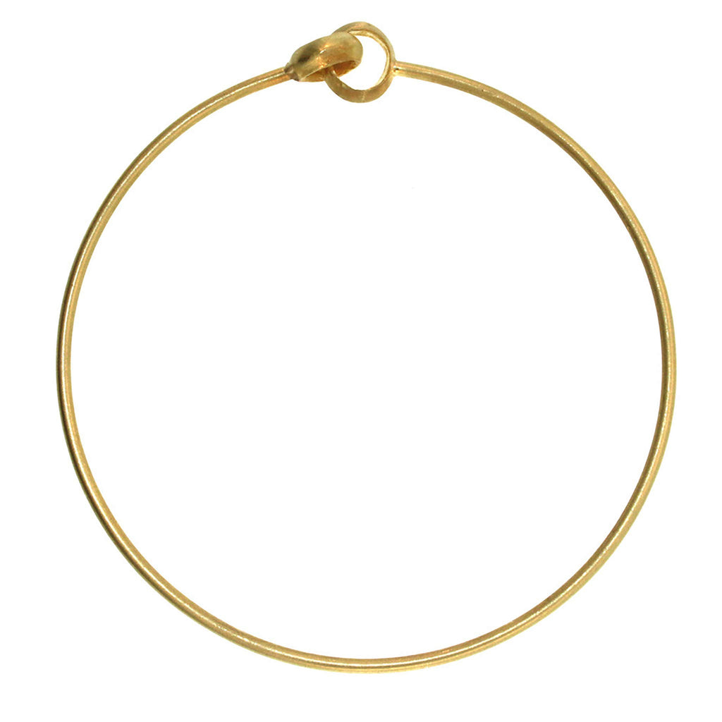 The Single Hinged Bangle