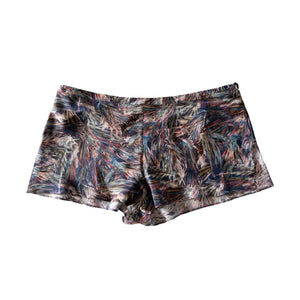 Sita Knickers in Saxby Liberty Print Silk Crepe de Chine- FINAL SALE