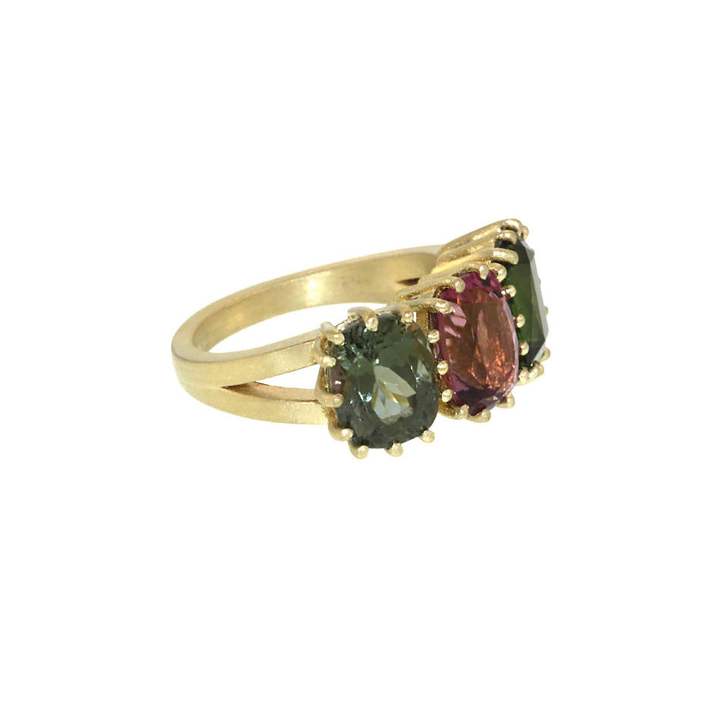The Tourmaline Sebastien Ring