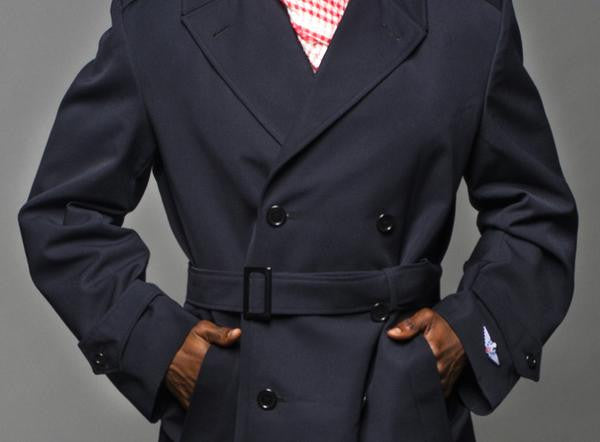 The Quick and Easy Guide to Men's Overcoats