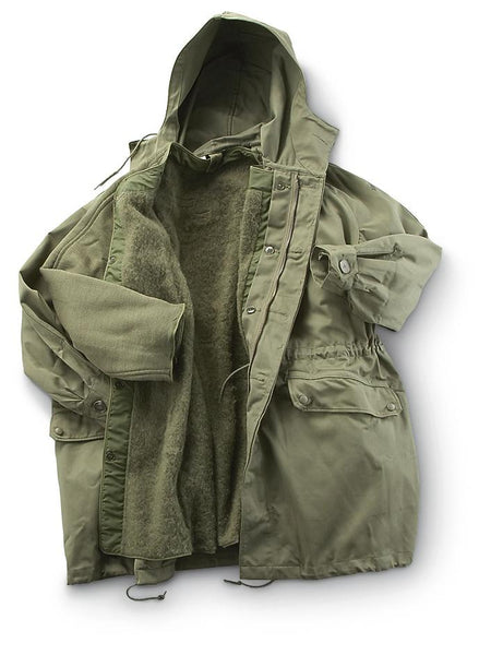 Army Hooded Parka