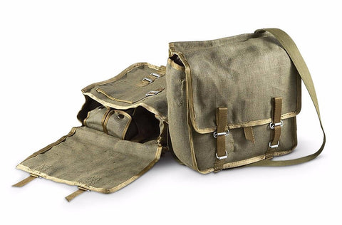 Authentic Vintage Military Messenger/Shoulder bag
