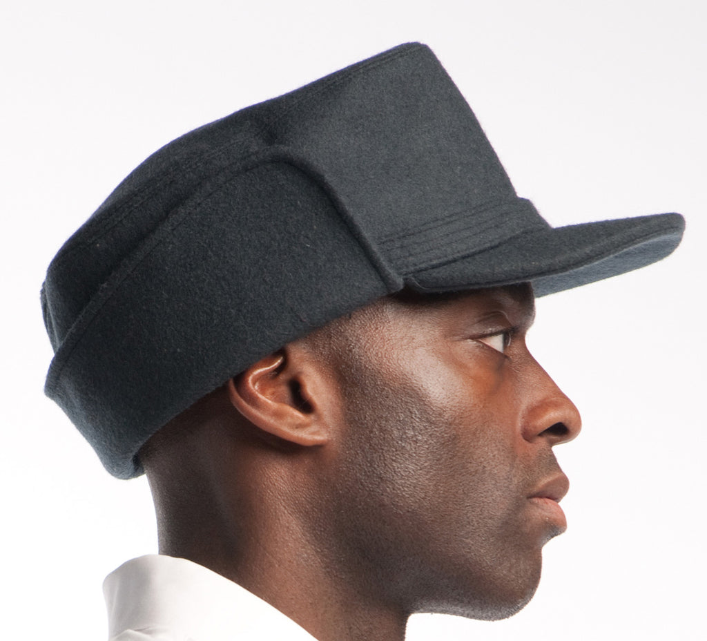 Fitted Wool Cap