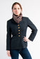 Blue-Gray Women's Blazer