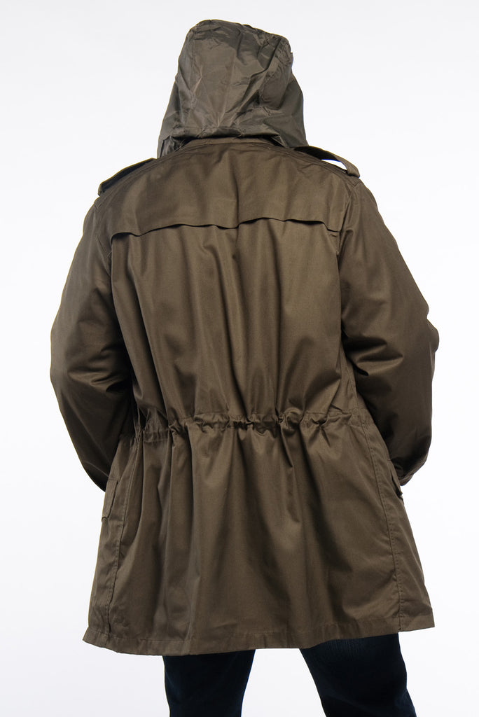 Army Fatigue Parka
