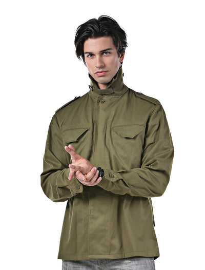 Redesigned East European Field Jacket