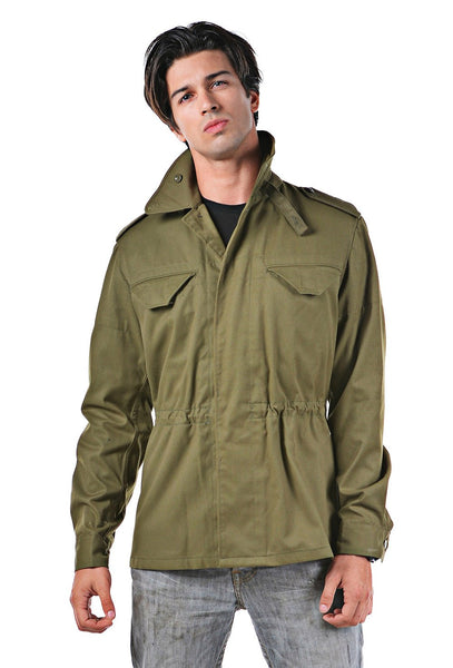 Re-Designed East European Field Jacket
