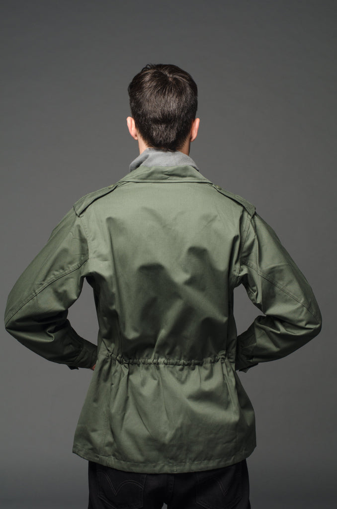 Army Green Four Pocket Jacket Ver. 2